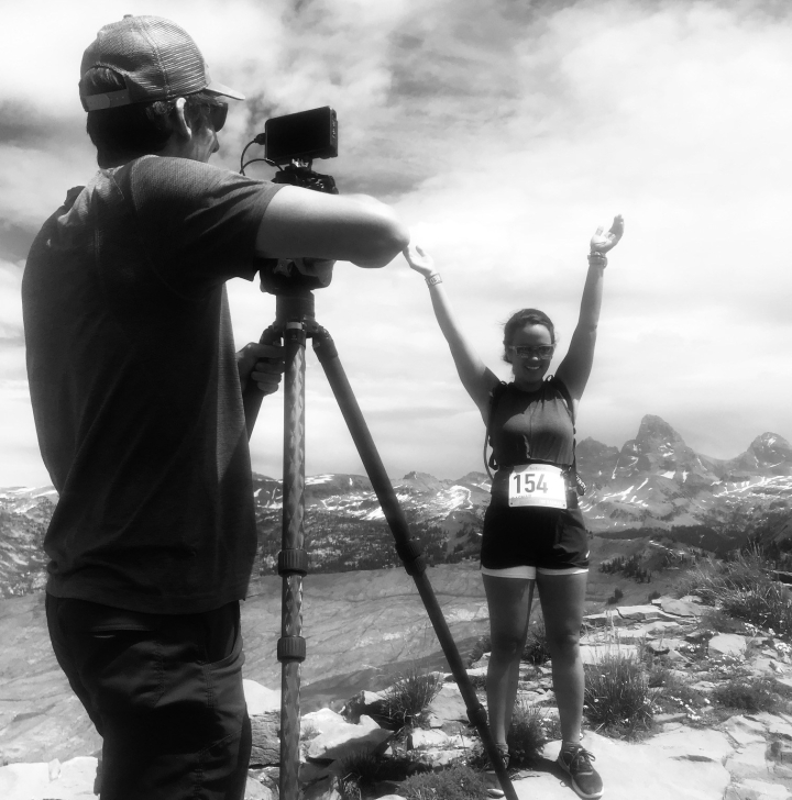 About reality TV, running up mountains + arranged friendship